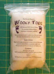 Wooly Toes